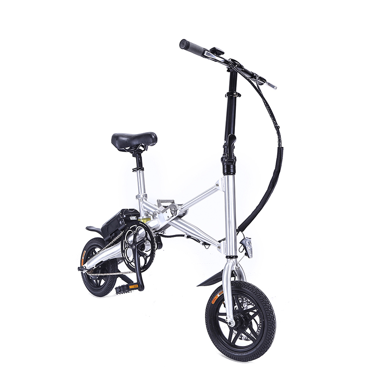Cool Best Cheap E Bike Bicycle Foldable Electric Bycicle Folded E-bike Mini Ebike Folding 500w