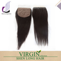 Wholesale virgin hair frontal lace closure, silk based closures free part reasonable price
