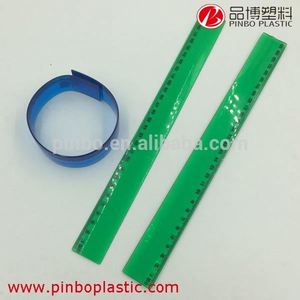 promotion tailor ruler,magic funny soft plastic ruler of rolling wholesale custom color and logo