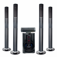 High Quality Sound Amplifier Speaker 5.1 Wireless Home Theater Sound System 5505 Jerry Power Sowangny Electronic