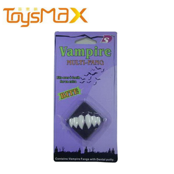 Hot selling fake vampire teeth for Halloween party for sale