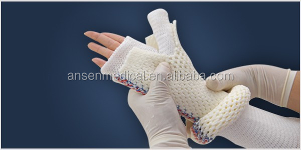 OEM Factory Medical Polyurethane Orthopedic Sleeve Cast Tape