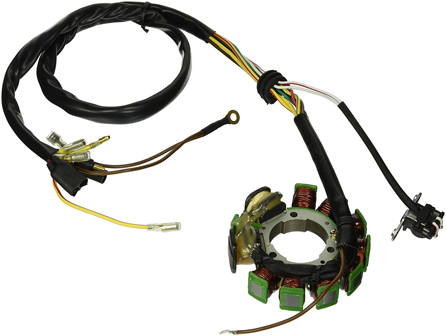 Cheap Mpp 335 400 Find Deals On Line At Alibabacom 1995 Polaris Sportsman Wiring Schematic Get Quotations Db Electrical Apo4001 Stator Coil For Magnum 425 1998 2001