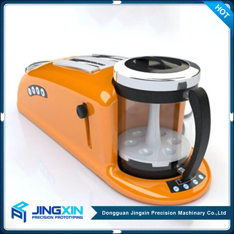 Jingxin China Supplier Professional Coffer Maker Rapid Prototyping Industrial Design Services