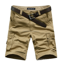 onenweb wholesale hot sell 2016 custom mens cargo six big pocket camel short pants wholesale