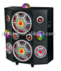 hot sales hight power DJ bluetooth speaker light with disco led YY-125