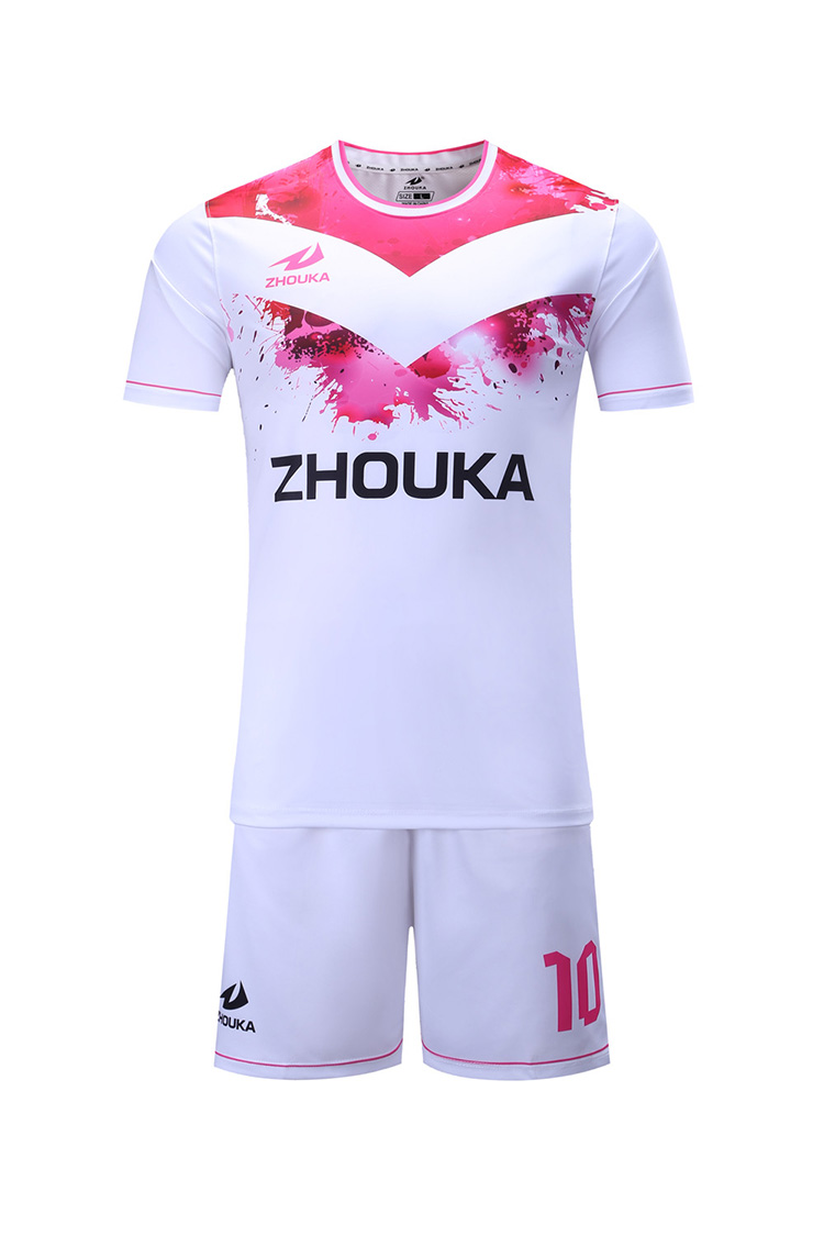 632abaff0 China imported sublimation design soccer jerseys thai quality soccer jersey