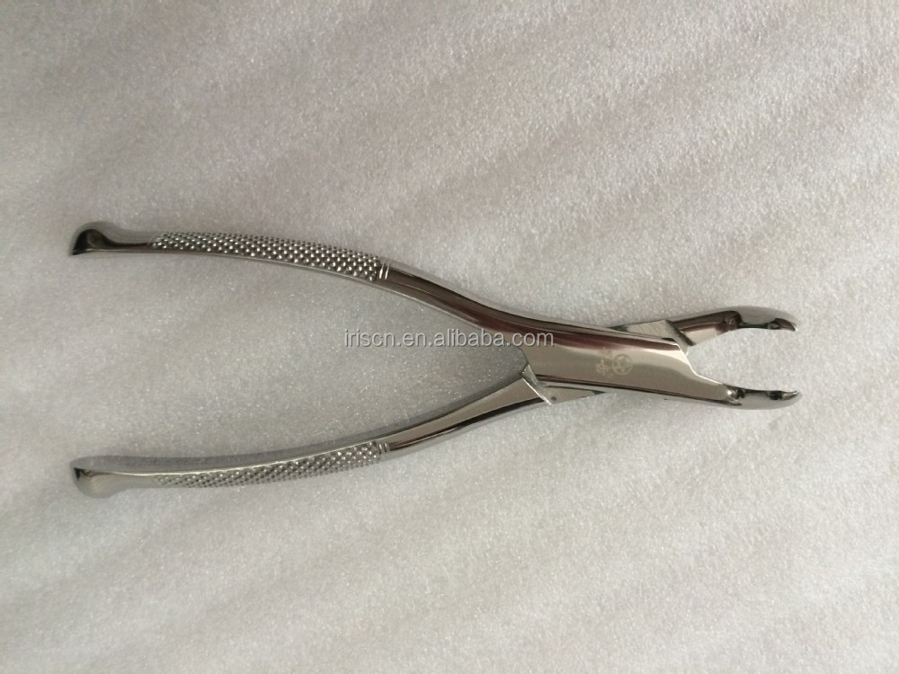 NO. 17# Orthodontic pliers for mandibular molar/Dental pliers/Extracting forceps