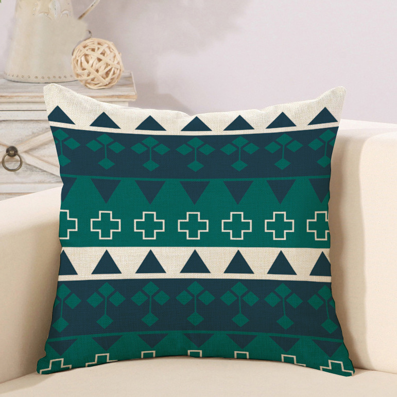 wholesalers cotton linen india arabic moroccan kilim cushion covers