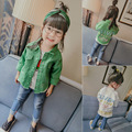 MS75191B New arrival kids girls spring casual jackets
