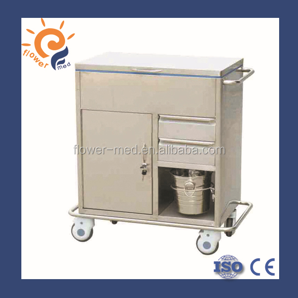 FC-20 hospital medical trolley cart for sales