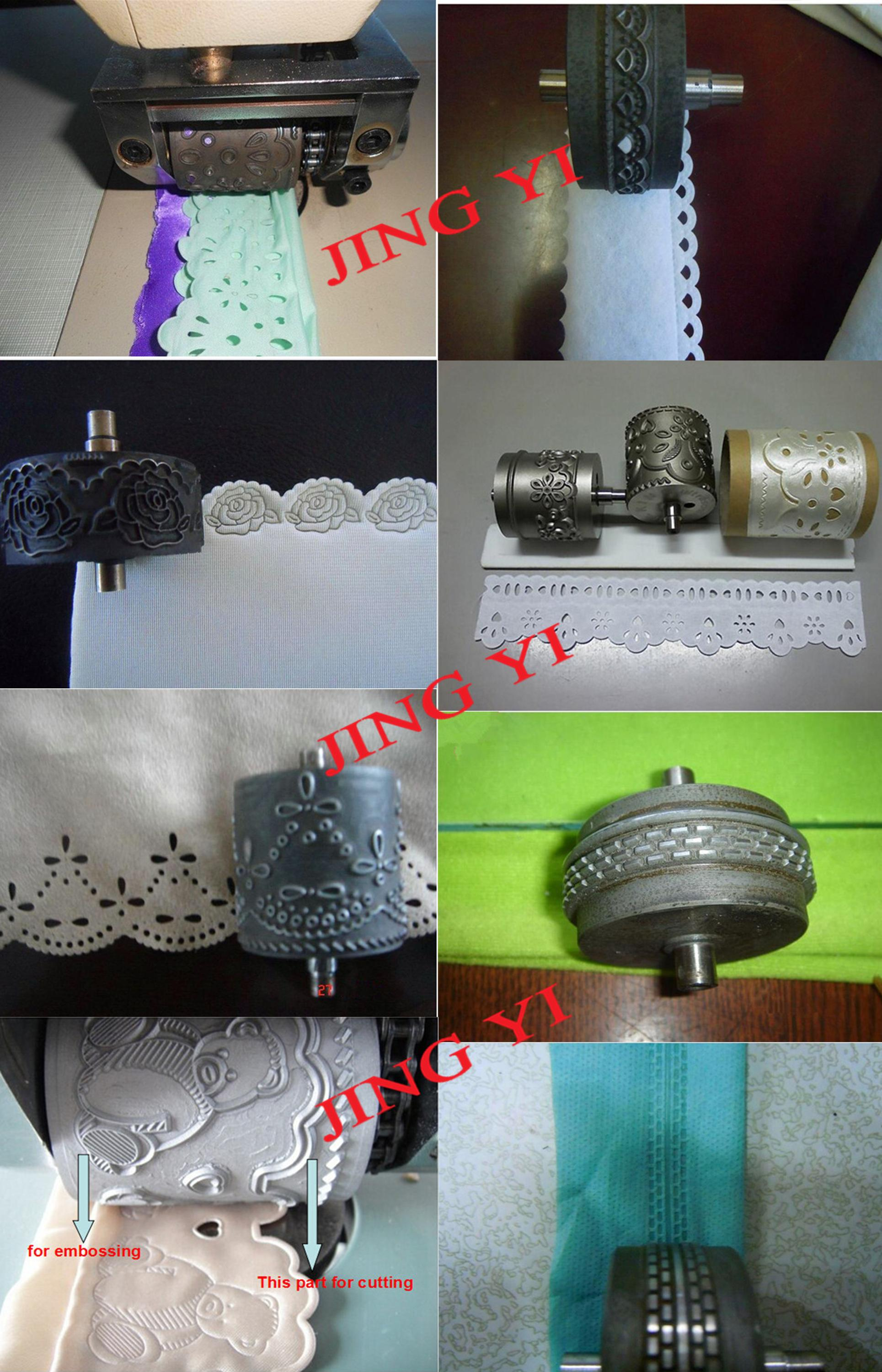 20KHz 1200w ultrasonic lace sewing embossing machine for tablecloth