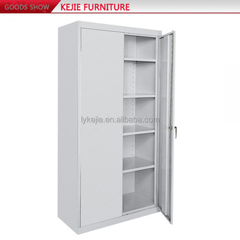 Office Used Steel Unique File Cabinet Stainless Steel Sink Cabinet 4  Shelves Storage Chest With Doors