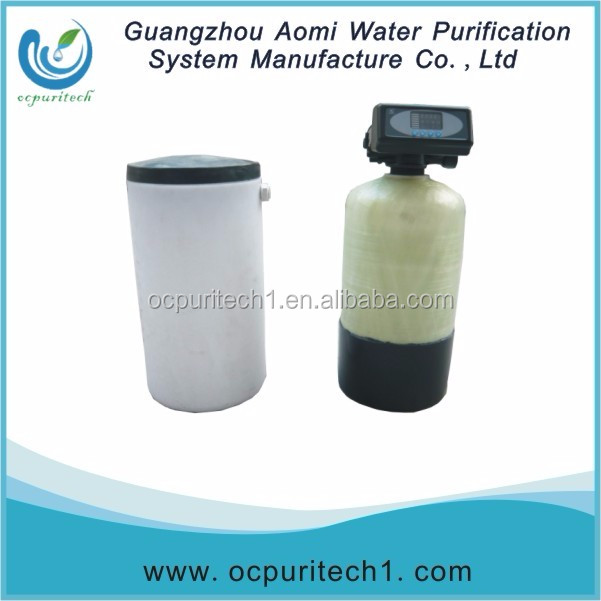 Small Automatic Control Domestic Boiler Water Softner