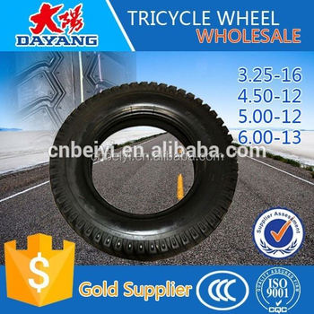 2017 new hot salefactory price3.75-12/4.5-12/5.0-12/6.00-13 tire tricycle three wheel motorcycle tyre