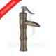 SSTHD9041 Antique Brass Traditional Basin Taps