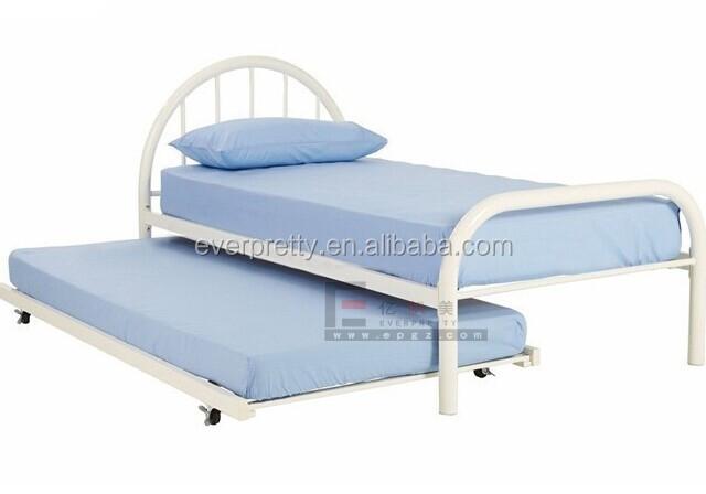 Einzigen Tagesbetten In Voller Größe Für Indien, Wohnmöbel Schlafzimmer  Ausziehbett, Metall Tagesbetten Mit Matratze
