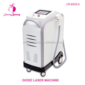 New 808nm Diode Laser Hair Removal handle men's back hair removal medical laser therapy
