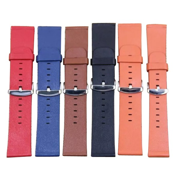 Fashion genuine leather watch strap for apple watch band
