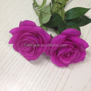 Real Touch Light Purple Roses,Real Preserved Roses,Fabric Flower ...