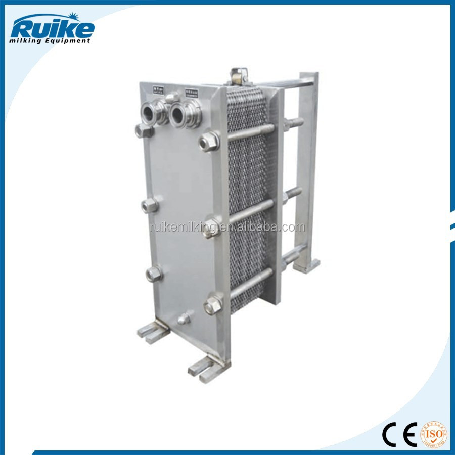 Sus 316 Plate Heat Exchanger For Milk Pasteurization - Buy Plate ...