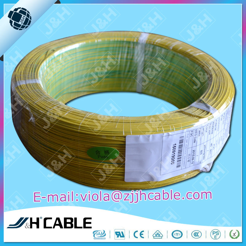 FLY 1.5mm2 automotive wire BC PVC ISO 6722