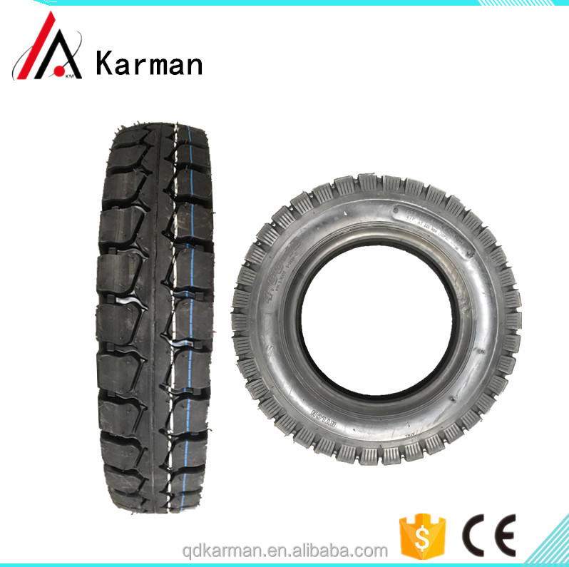 Motorcycle Tyre For Fat Tire Tricycle 4.50-12