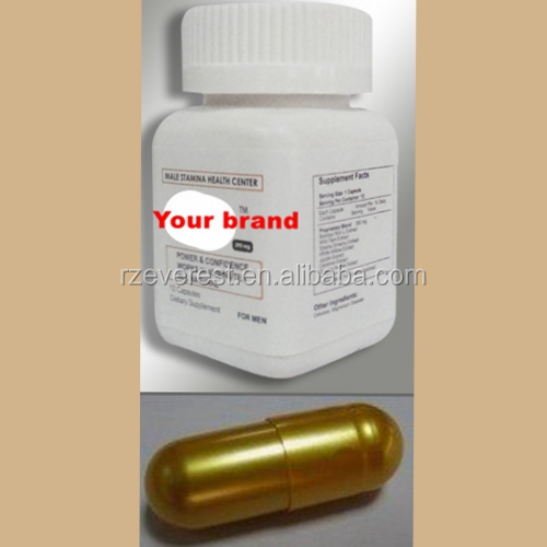 Free Sample Proven Potent Striking Male Stamina Libido Enhancement Pills With Private Label