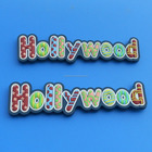 giveaway custom letters hollywood movie refrigerator magnet sticker
