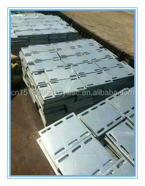 galvanized sheet metal embedded stamping parts