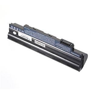 4400mAh 11.1V Laptop Battery for Acer Aspire One AO722-0418 AO722-0667 AO722-0825 AO722-BZ699 AO722-BZ816 AO722-BZ848 AOD255-1268 D255-1268 D255-2184 D255-2929 D255E-13849 D255E-13865 D257-1633 D260-2380 D270-1410 D55E P1VE6 (Black)
