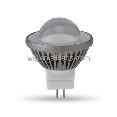 1w 3w led spotlight MR11 with CE and RoHS certificate