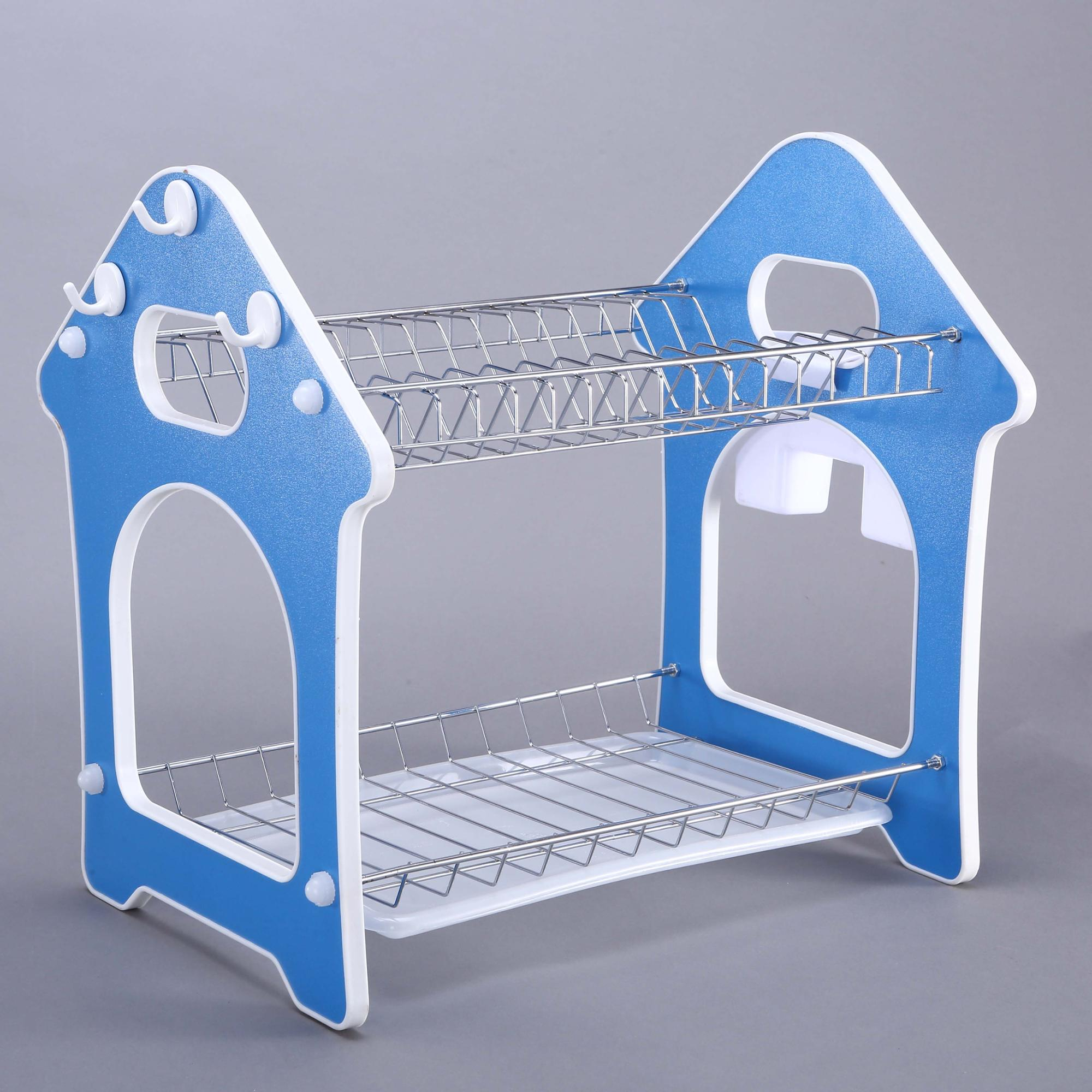 Stainless steel multifunctional dish rack kitchen dish rack kitchen rack