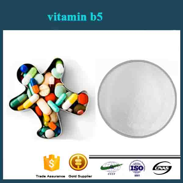 Factory supply high purity Vitamin B15 with lower price in China for Vitamin powder B1 B2 B3 B5 B6 B12 B15