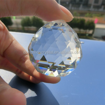 Crystal Ball 40mm For Chandelier Parts