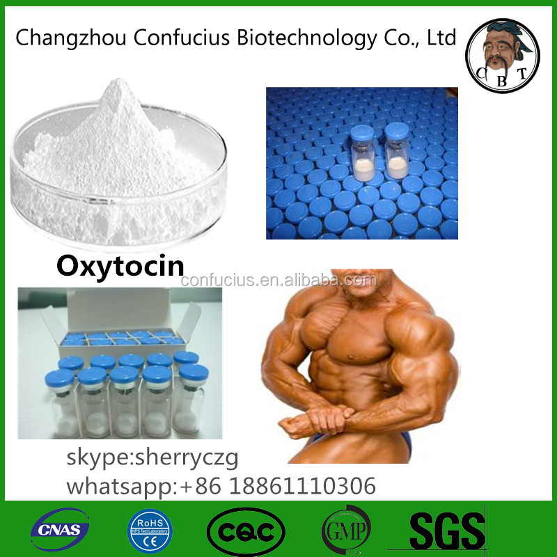 Lab Supply GMP certified peptides oxytocin acetate