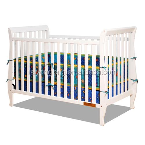 Precio De Fábrica Nueva Zelanda Pino Madera Cuna Convertible/cama De ...