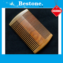 2016 New Wood Hair Beard Comb Kit