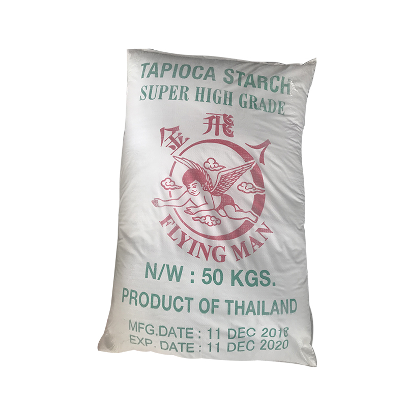 Flying Man Tapioca Flour 25 KG Native Tapioca Starch Flour from Thailand