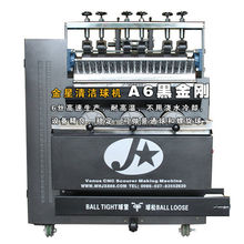 China Venus Automatische JX-A6 Rvs <span class=keywords><strong>Scrubber</strong></span> Schuursponsje pad Maken <span class=keywords><strong>Machine</strong></span> voor spiraal schuursponsje
