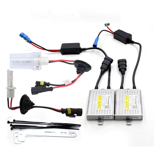 Short Time START HB4 HB3 H4 H7 75W 70W F7 quick start ballast Xenon Hid Kits