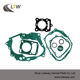 Motorcycle full gasket set for LF150 Lifan Motorcycle engine gasket Engine parts