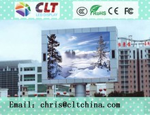 high quality single and multiple digit 7 segment full color led display p10