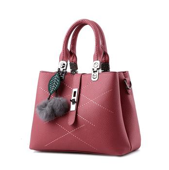 Dl10002g 2017 Fashion Latest Las Leather Shoulder Bags Women Handbag