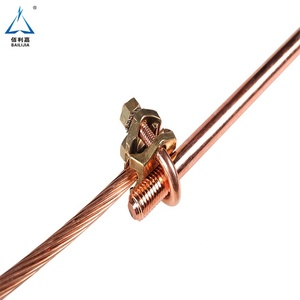 copper grounding Pipe clamp