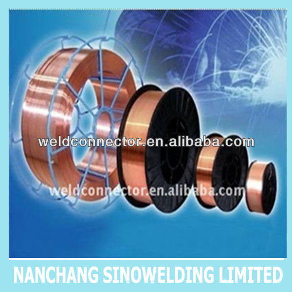 Copper Weld Wire Er70s-6, Copper Weld Wire Er70s-6 Suppliers and ...