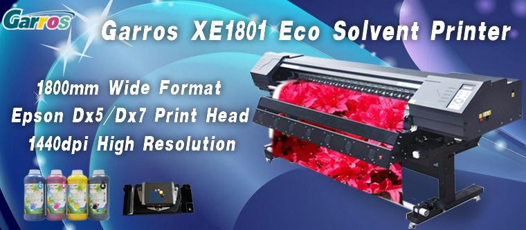 Poster Printer Machine,Garros Xe1801,Dx7 Head,Photoprint 11 Rip ...