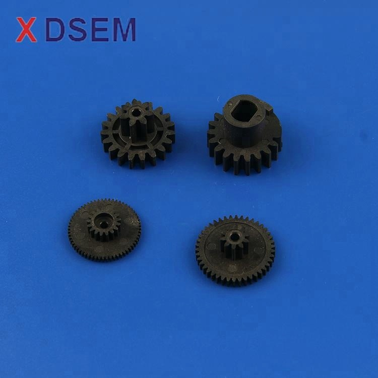 Factory manufacture various customized plastic motor gear