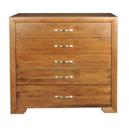 2015 Sinoah New Design 5 Drawer Chest/wood Chest/ Bedroom ...