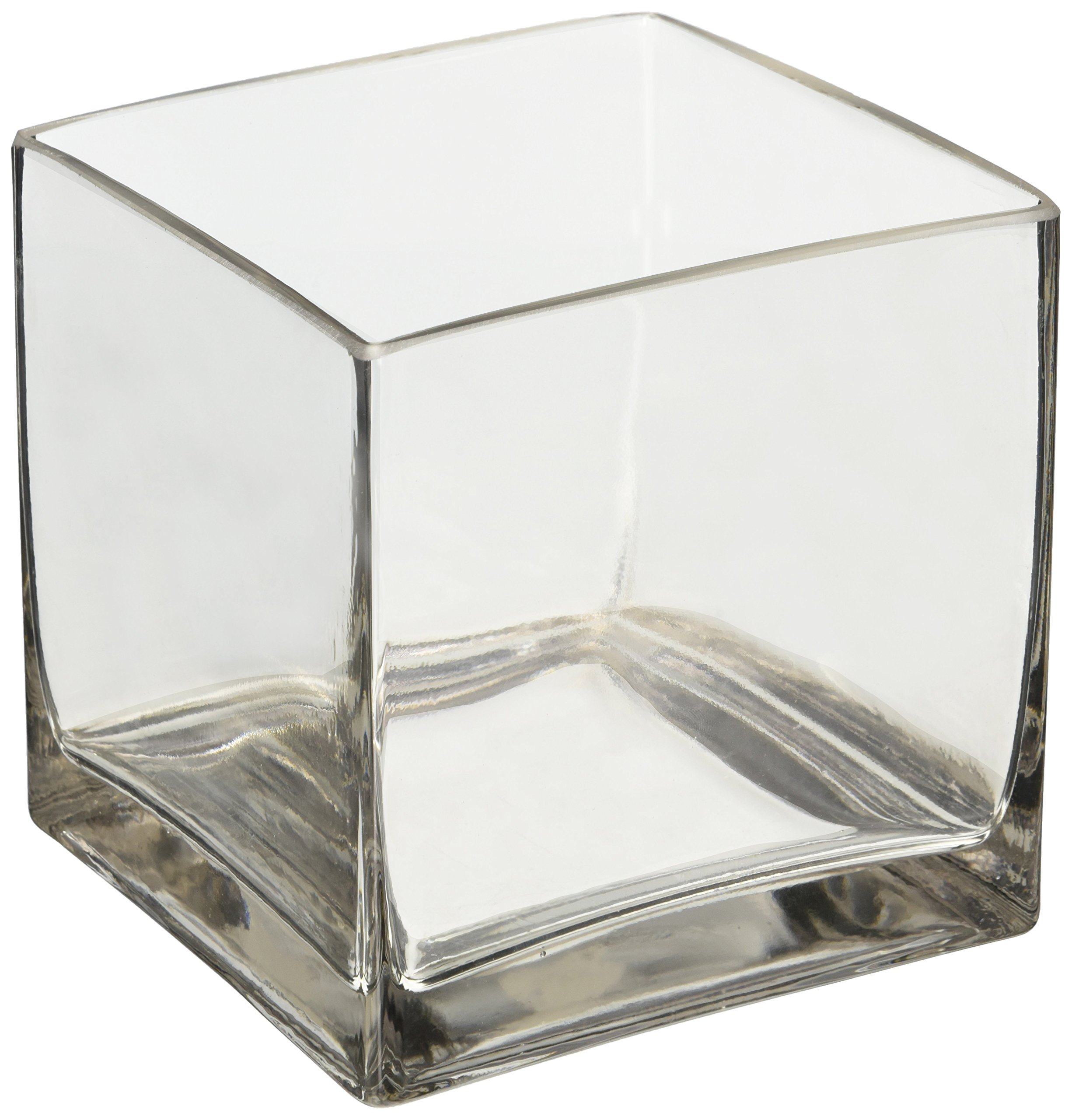 Cheap photo cube vase find photo cube vase deals on line at get quotations 6 square glass vase 6 inch clear cube centerpiece 6x6x6 candleholder reviewsmspy